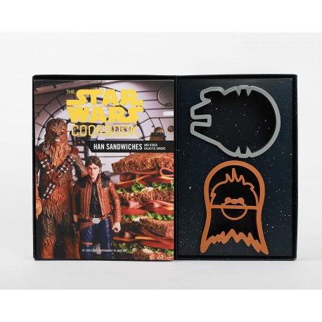 Star Wars Cookbook Han Sandwiches and Other Galactic Snacks