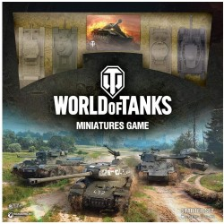 World Of Tanks Miniatures Game ENG
