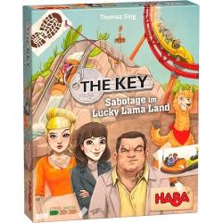The Key Sabotage im Lucky Lama Land