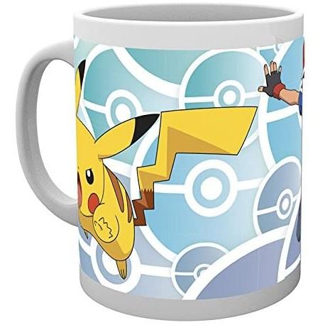 Tasse Pokemon I choose you Pkachu