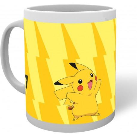 Tasse Pokemon Pkachu Evolution