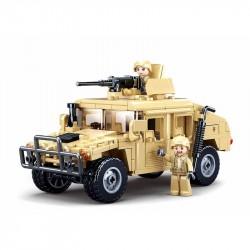 SLUB Gepanzertes Fahrzeug (Humvee) 265T M38-B0821