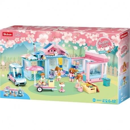 SLUB Girls Dream Unser neues Zuhause 410T M38-B0822