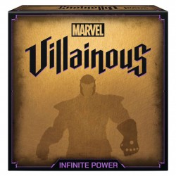 Marvel Villainous Infinite Power ENG