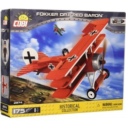 COB 175 PCS SMALL ARMY /2974/ FOKKER DR.I RED BARON