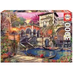 Puzzle Venice Courtship 3000T 9216320