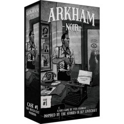 Arkham Noir: The Witch Cult Murders 1