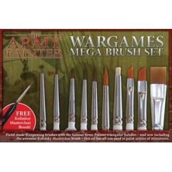 Army Painter - Mega Brush Set