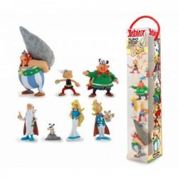 Asterix Dorfbewohner - Tube (7 Figuren)