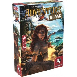 Adventure Island (English Edition)