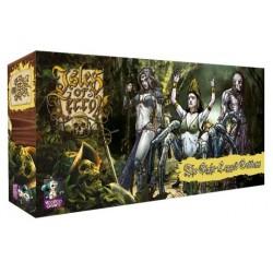 Isles of Terror: The Eight-Legged Goddess Adventure [Expansion]