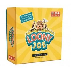 Loony Joe ? Das affenstarke Reaktionsspiel für jung und alt