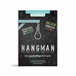 "HANGMAN ? Junior Edition ""Galgenmännchen TO GO"""