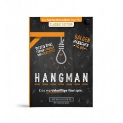 "HANGMAN ? Classic Edition ""Galgenmännchen TO GO"""