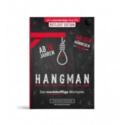 "HANGMAN ? Rotlicht Edition ""Galgenmännchen TO GO"""