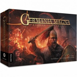 Germania Magna: Border in Flames