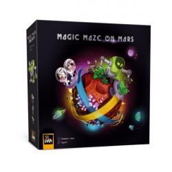 Magic Maze on Mars (multilingual)