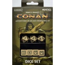 Conan: Player's Dice Set