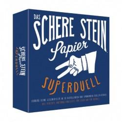 Das Schere-, Stein-, Papier-Superduell