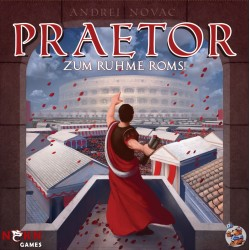 Praetor: For the Glory of Rome