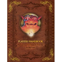 Dungeons & Dragons: Player Handbook 1st Edition Premium