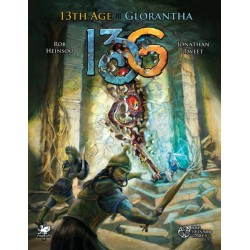13th Age Glorantha (HC)