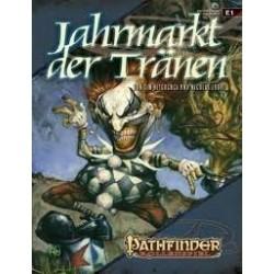 Pathfinder Abenteuer E1: Jahrmarkt der Tränen