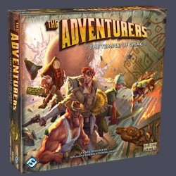 Adventurers:The Temple of Chac