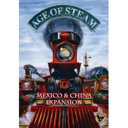 Age of Steam: Mexiko&China