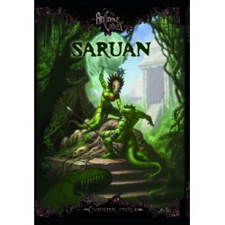 Arcane Codex: Saruan