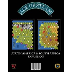 Age of Steam: South America