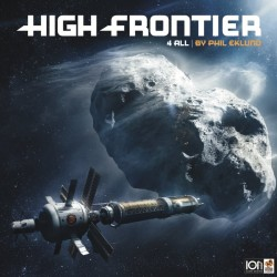 High Frontier 4 All Core Game