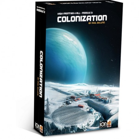 High Frontier 4 All Colonization Modul 2