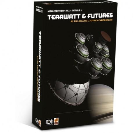 High Frontier 4 All Terawatt & Futures Modul 1
