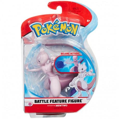 Pokemon Action Figur Deluxe Mewtwo