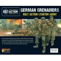 Bolt Action German Grenadier Starter Army