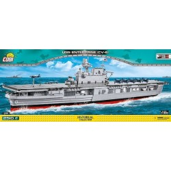 COBI 2520 PCS SMALL ARMY 4815 USS ENTERPRISE