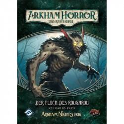 Arkham Horror LCG Der Fluch des Rougarou Szenario-Pack