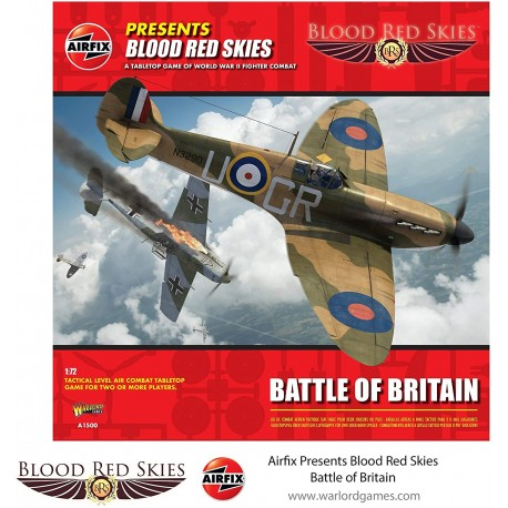 Airfix Blood Red Skies Battle of Britain (multilingual|)