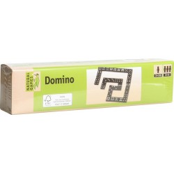 NG Domino in Holzbox, 55 Steine