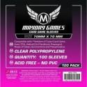 Sleeves Mayday Games 70x70 mm 7124
