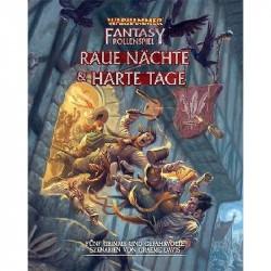 Warhammer Fantasy Rollenspiel Raue Nächte & Harte Tage