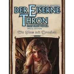 Der Eiserne Thron: Das Brettspiel 2.Ed. Ein Tanz mit Drachen Erweiterung POD