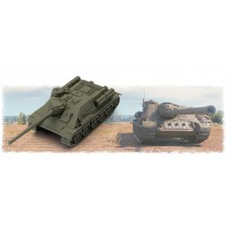 World of Tanks Erweiterung Soviet (SU-100) DE