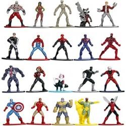 Avengers Metals Nano Steel Asst