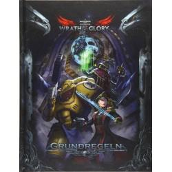 Warhammer 40K Wrath & Glory Regelbuch