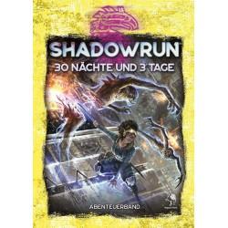 Shadowrun 30 Nächte und 3 Tage Hardcover DE