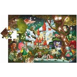 Giant Puzzle Das Märchenschloss 48T
