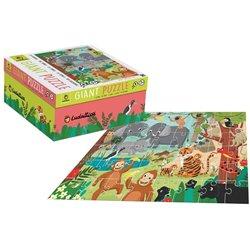 Giant Puzzle Der Dschungel 48T