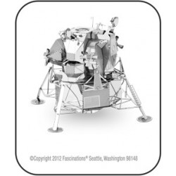 Metal Earth Apollo Lunar Rover